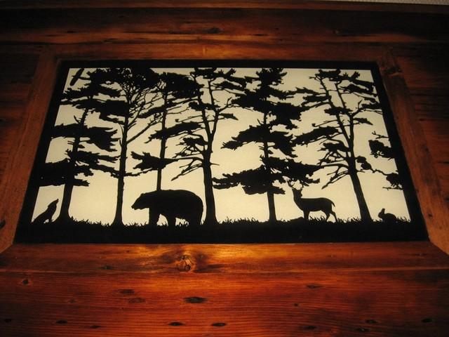 Лазерная резка дерева своими руками 66
